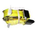 Ce aprovado, tu/gs aprovado cinta elástica, cargo de amarração cinta, cargo amarrar cintas eb7140