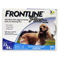 Frontline plus de pulgas garrapatas& para perros gatos&