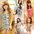 Nuevo 2014 caliente de la venta de las mujeres maduras ropa sexy mini vestido de verano ladies' las mujeres sv003115