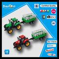 طفل لعبة من البلاستيك شاحنة 2014 جرارات زراعية للبيع