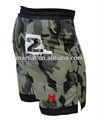 personalizado crossfit camo pantalones cortos