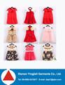 popular diseño chevron baby diseño de vestido para niña 2013