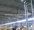 24ft grandes ventiladores de techo industrial