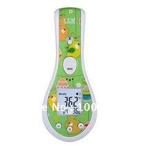 Cem del cuerpo termómetro infrarrojo dt-806 no - en contacto con el cuerpo de infrarrojos termómetro portátil instrumento médico