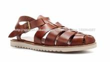 hombres sandalias