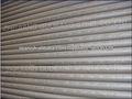 aleaciones niquel tubos monel400/uns no4400