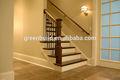 de madera maciza escalera interior diseños