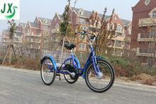 bicicleta de três rodas de bicicleta elétrica 3 roda