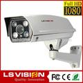 LS serie VISION llevó la cámara de seguridad de bala de larga distancia de la cámara ip hd externo