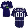 profesional de diseño personalizado camiseta de béisbol