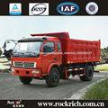 Tecnología madura 4x2 10t Camión Capacidad