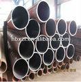 dimensiones de tubos de acero cédula 80 de transporte costura recta