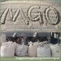 de óxido de magnesio