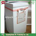 china fornecedor de cetim dom caixa de cartão