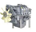 Deutz motor TCD2015