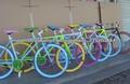 chino bicicleta engranaje más barato fija MS-SD27014