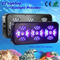 Dimmable LED Reef Light 255W Programables Inteligentes Controlados Luces DEL Acuario de Coral