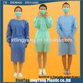 venta al por mayor de encargo desechables de polvo de la ropa de protección