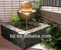 jardín fuentes de la piscina