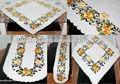 máquina de bordar toalha de mesa