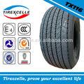 China de alta qualidade desempenho pesados pneus de caminhão 215/75r17.5 tbr