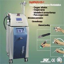 OxySpa(II)CD-1 Oxígeno Inyectar Multifuncional Diamante Peeling Facial Equipos De Belleza CE & ISO Aprobado