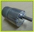 37mm bajo alto par micro 6v 12v dc motorreductor rpm