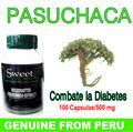 Capsulas de PASUCHACA contra la Diabetes 100% Naturales