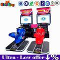 simulador de condução automóvel china baixo preço do carro simulador de condução com 3 telas para venda