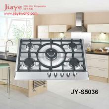 Jy-s5036 quemadores de gas de la válvula/hornillos de gas para la venta