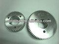 Rueda de engranaje de los fabricantes, de precisión de metal de la rueda del engranaje