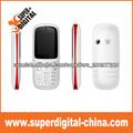 2014 nuevo Dual SIM teléfono celular de low-end con precio de fábrica