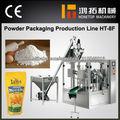 Máquina para envasado de harina