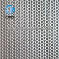Planchas Perforadas de Aluminio