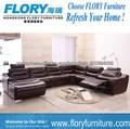 2014 FLORY salão de couro suites sofá clássico F2143