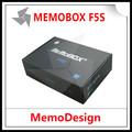 Fabricación memobox f5s set top box dvb-s2 estable, tarjeta de receptor de satélite compartir