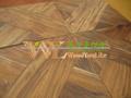 Popular en el mercado del EEUU acacia suelo piso de parquet