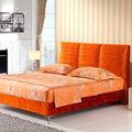 de seda exótica flannelette cama