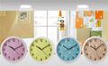 simple de estilo de la moda ajanta reloj digital cc077 modelos