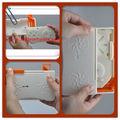 De fibra óptica caja limpia-- de fibra óptica limpia casetes