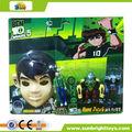 pcs 3 ben10 luminoso con máscara de plástico para los niños