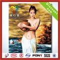2014 la venta caliente para mujer de las imágenes de sexo caliente de pintura al óleo sobre lienzos