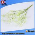 De alta calidad falso flor artificial& baby respiraciones de flores para la decoración