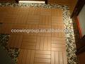 Coowin compuesto de madera plástica teja barato ecológico
