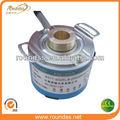R37t 8/9mm incremental uvw codificador motor eléctrico/servo motor eléctrico
