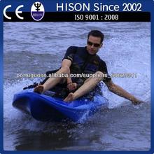 hison fabricação de marca novo single acabamento canoa 20hp atacado caiaque pesca