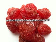 secado de fresa