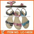 tpr casual suela plana sandalias sandalias de las señoras para imágenes