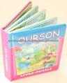 colorida historia libros junta paralos niños