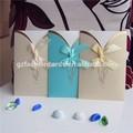 nuevo 2014 elegante invitación de la boda con la decoración de la mariposa